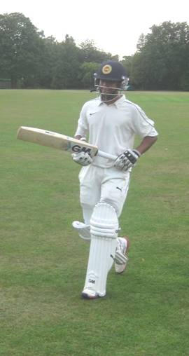 Permanent Link to Mendis smashes 171 at Hertford